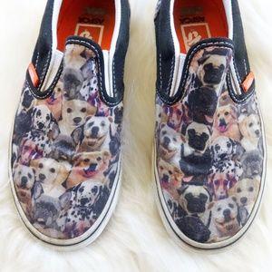 Vans Kids ASPCA Dog Limited Edition